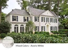 house makeover limewash brick exterior makeover plans