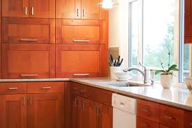 General Contractors Kitchen Remodeling Portland OR  Kitchen - Medium brown kitchen cabinets