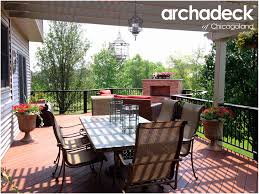 How To Make A Outdoor Fireplace by Backyards Ergonomic How To Building An Outdoor Deck For Dream