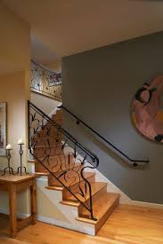 Wall Banister Wall Railings Designs Great How To Increase Curb Appeal On A