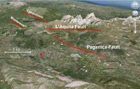 Google Maps Italy by L U0027aquila Earthquake
