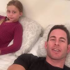 Tarek El Moussa tarek el moussa and daughter taylor video popsugar home