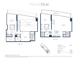 American Airlines Arena Floor Plan by Marina Blue Condos 888 Biscayne Blvd Miami Fl 33132