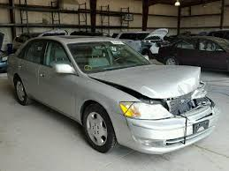 2004 toyota avalon xl salvage title 2004 toyota avalon sedan 4d 3 0l 6 for sale in