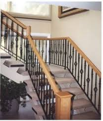 Banisters And Railings For Stairs How To Make Your Personal Statement Through Stair Balusters Home