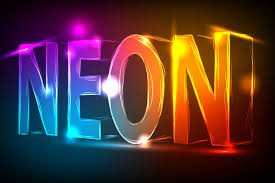 vector typography tutorial illustrator tutorial how to create a neon text effect illustrator