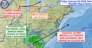 Weather Map Chicago by Finger Lakes Misses Out On Coastal Storm This Weekend U2013 Finger