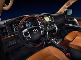 land cruiser interior toyota land cruiser brownstone special edition revealed