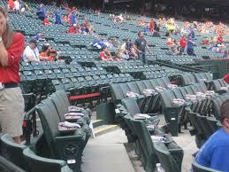 lexus dugout club menu texas rangers club seating at globe life park rateyourseats com