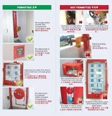 Dry Riser Cabinet Fire Safety Guidelines For Hdb Estates Singapore Civil Defence Force