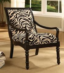 Leopard Print Accent Chair Animal Print Arm Chair Foter
