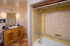 mexican tile bathroom ideas small home trend with charming mexican tiles grace the