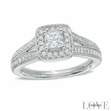 zales wedding rings vera wang collections zales
