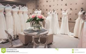 display wedding dress wedding dresses on display at si sposaitalia in milan italy