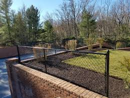exotic sample of chain link fence post ideal cyclone fence