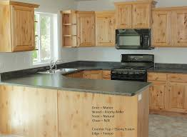 Rustic Alder Kitchen Cabinets Alder Kitchen This But Regular Alder Not Knotty Love The