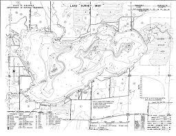 Wisconsin Lake Maps Lake Noquebay Wisconsin Maplets