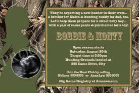camo baby shower invitations real tree camo baby shower invitations