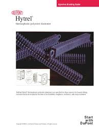 hytrel design guide casting metalworking differential