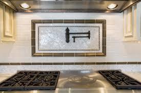 backsplashes kitchen top 10 kitchen backsplash ideas costs per sq ft in 2017