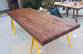 Making A Solid Wood Table Top by Building A Dining Room Table Home Design Ideas And Pictures