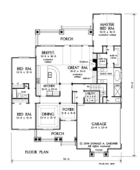 Donald A Gardner Floor Plans House Plan The Summerhill By Donald A Gardner Architects
