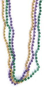 bulk mardi gras mardi gras bulk mardi gras 6mm bead necklaces mardi gras
