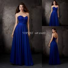 long royal blue bridesmaid dresses naf dresses