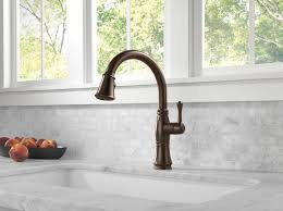 delta cassidy single handle pull out kitchen faucet 4197 rb dst delta 9197 rb dst cassidy single handle pull kitchen faucet