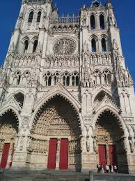 amiens cathedral sketches of our first art live in it