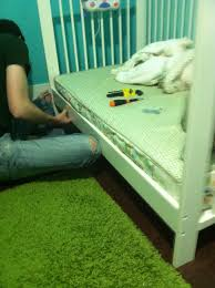 How To Convert Crib Into Toddler Bed Toddler Bed Confessions Of A Type B