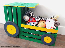 Diy Toy Box Bench Fire Truck Toy Box And Storage Bench Entryway Furniture Ideas