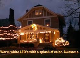 led christmas lights warm vs cool soft white led christmas lights christmas decor inspirations
