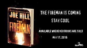 fireman joe hill book trailers book