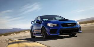 subaru wrx slammed the 2018 subaru wrx and wrx sti look better but no more power