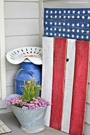 last minute diy patriotic pallet flag