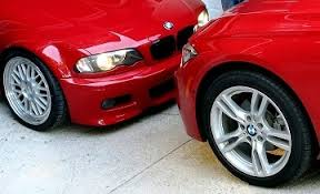 f30 m performance brakes color code