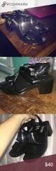 american apparel classic jelly heels in black american apparel