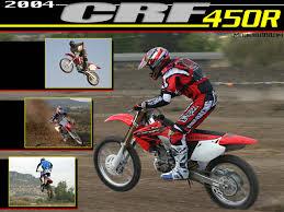 2004 Honda Crf450r Motorcycle Usa