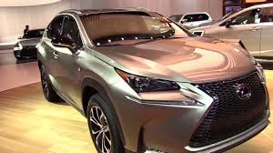 lexus suv hybrid turbo 2017 lexus nx turbo f sport limited edition features exterior