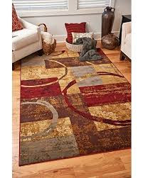 5 8 Area Rugs Spectacular Deal On Unique Loom Coffee Shop Collection Multi 5 X 8