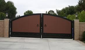 outdoor gate paint