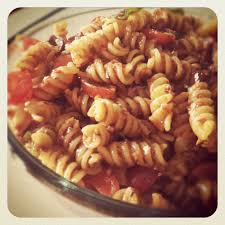 sun dried tomato pasta salad mother hen bakes