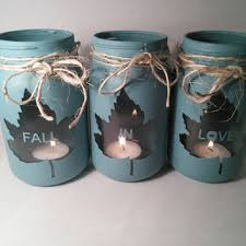 Mason Jar Centerpiece Ideas Shop Fall Mason Jar Decorations On Wanelo