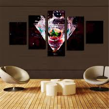 Home Wall Decor Large Canvas Huge Modern Home Wall Decor Art Oil Painting Picture