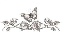 12 best moth rose tattoo designs images on pinterest tattoo