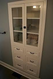 bathroom closet door ideas best 25 linen closets ideas on organize a linen