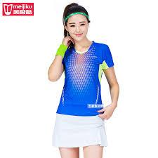 usd 86 72 2017 new type of badminton women suit short sleeve