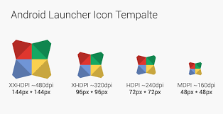 android icon generator designer s guide android launcher icon template mready