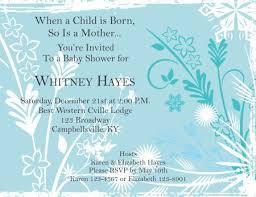 baby shower invitation 1